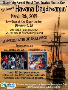 15th Annual Havana Daydreamin' @ River Center | Davenport | Iowa | United States